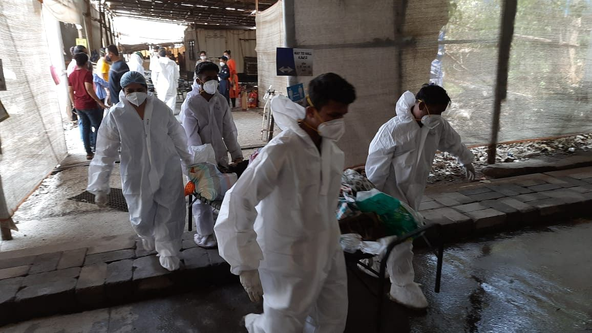 Mumbai: Minor fire at Dahisar COVID centre at Kandarpada, patients evacuated