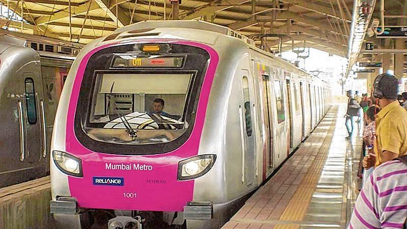 Mumbai's second, third Metro lines' works on fast track