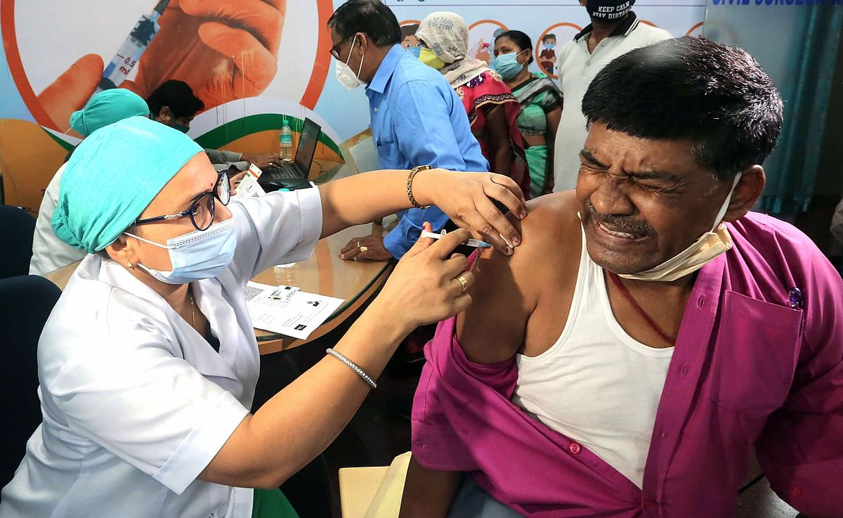 COVID-19 in Navi Mumbai: More than 1 lakh citizens vaccinated under NMMC, 70,000 in last 20 days