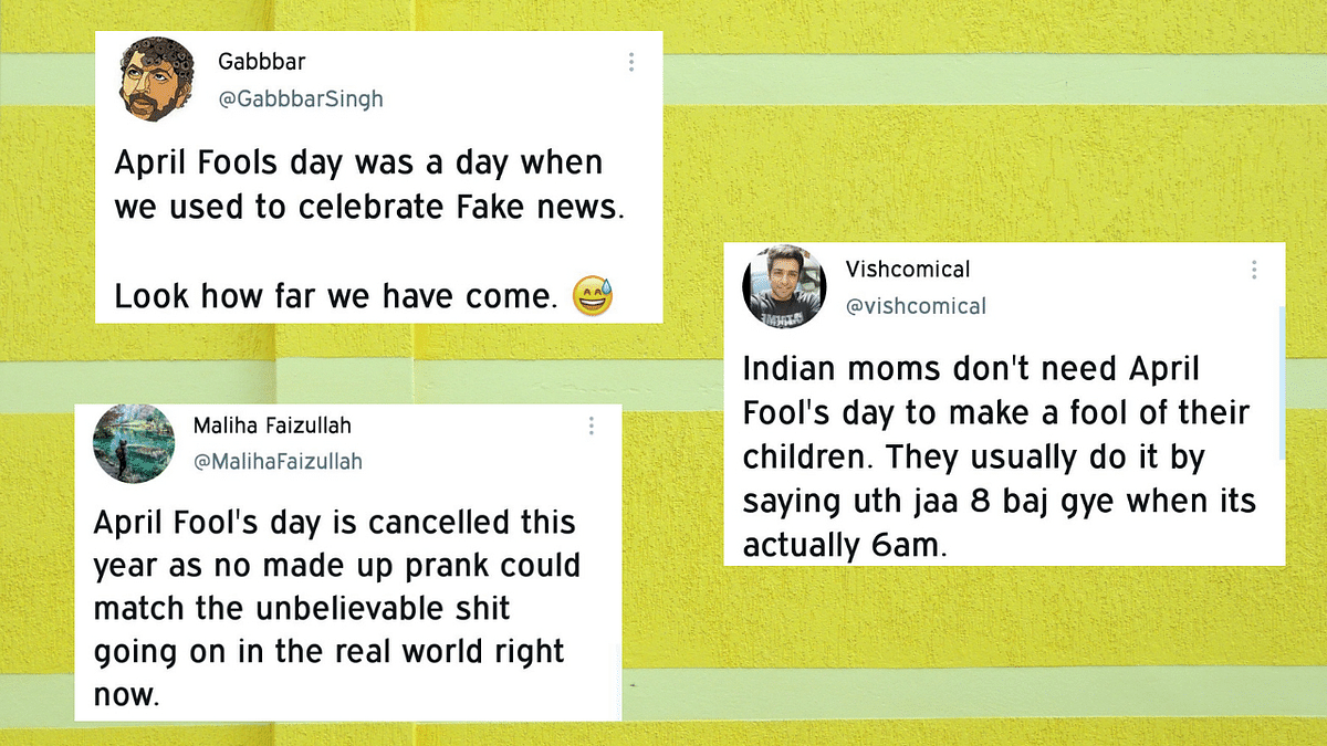 The new normal: On #AprilFoolsDay in 2021 memes replace pranks