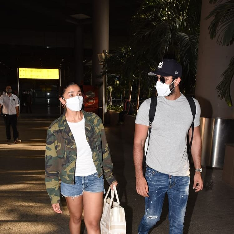 'Shame on such morons': Furious netizens once again slam Alia Bhatt, Ranbir Kapoor as they return post romantic vacation