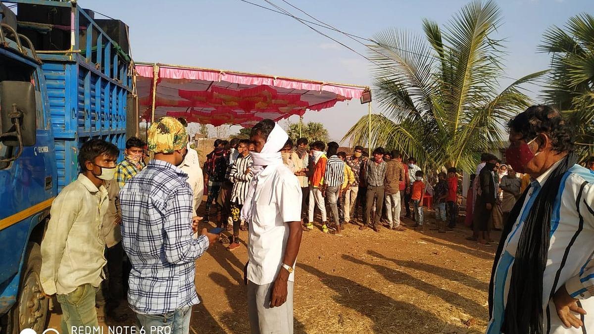 Madhya Pradesh: Seven booked in Alirajpur including bride-bridegroom for flouting Covid norms