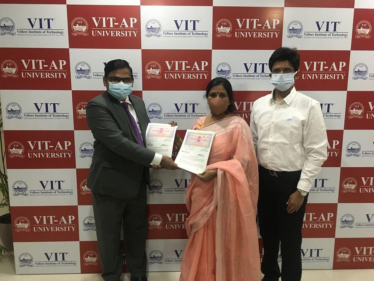 VIT-AP & AKS IAS Academy sign MoU