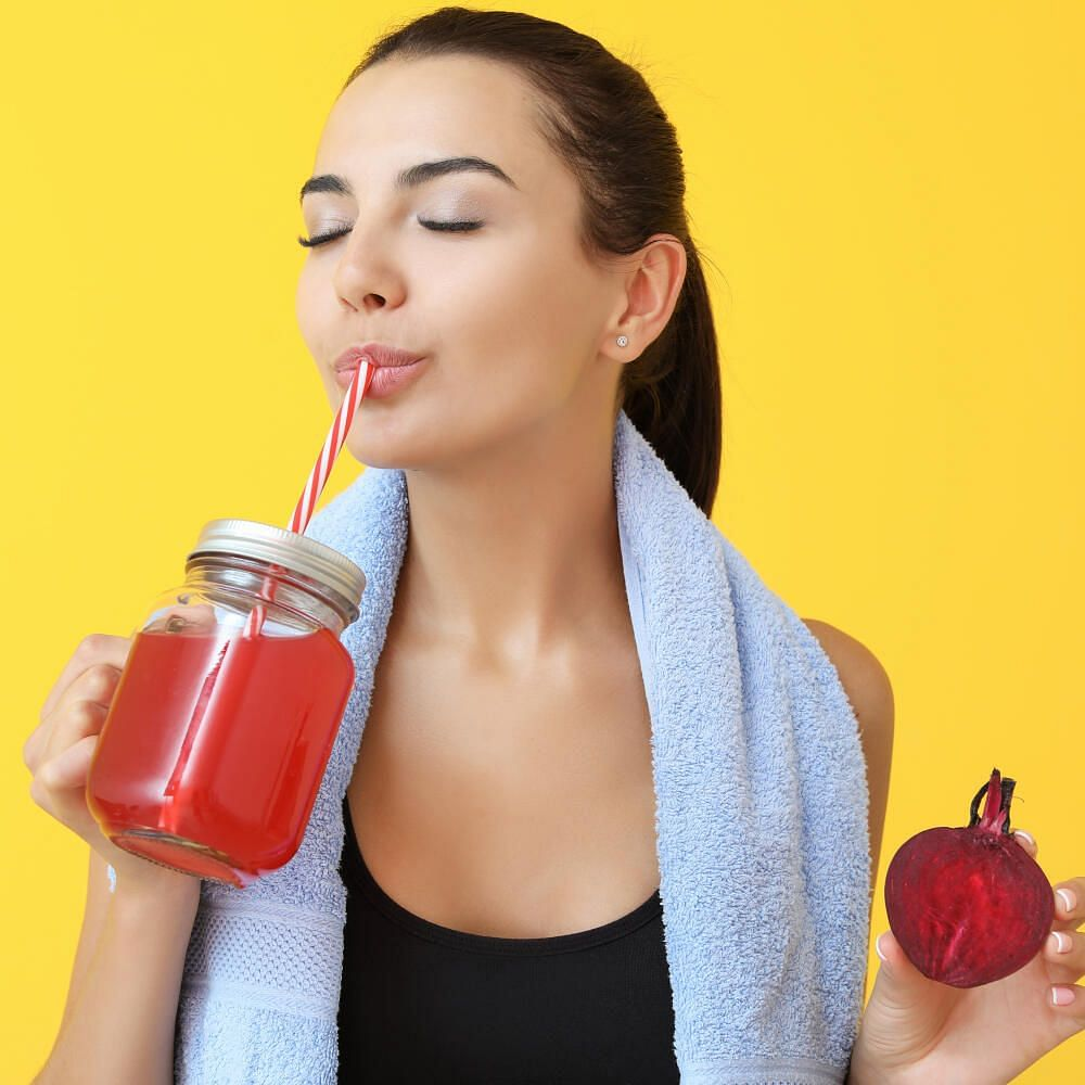 Drinking beetroot juice may boost brain health, says a study