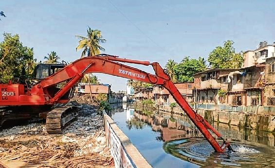 Mumbai: MMRDA to shell out Rs 31.21cr for nullah desilting on WEH, EEH