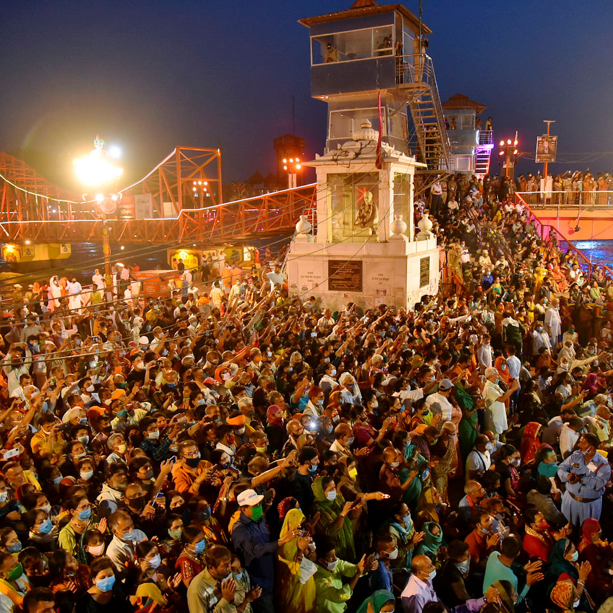 COVID-19 second wave: Kumbh Mela crowd is different from 'others', says Uttarakhand CM Tirath Singh Rawat
