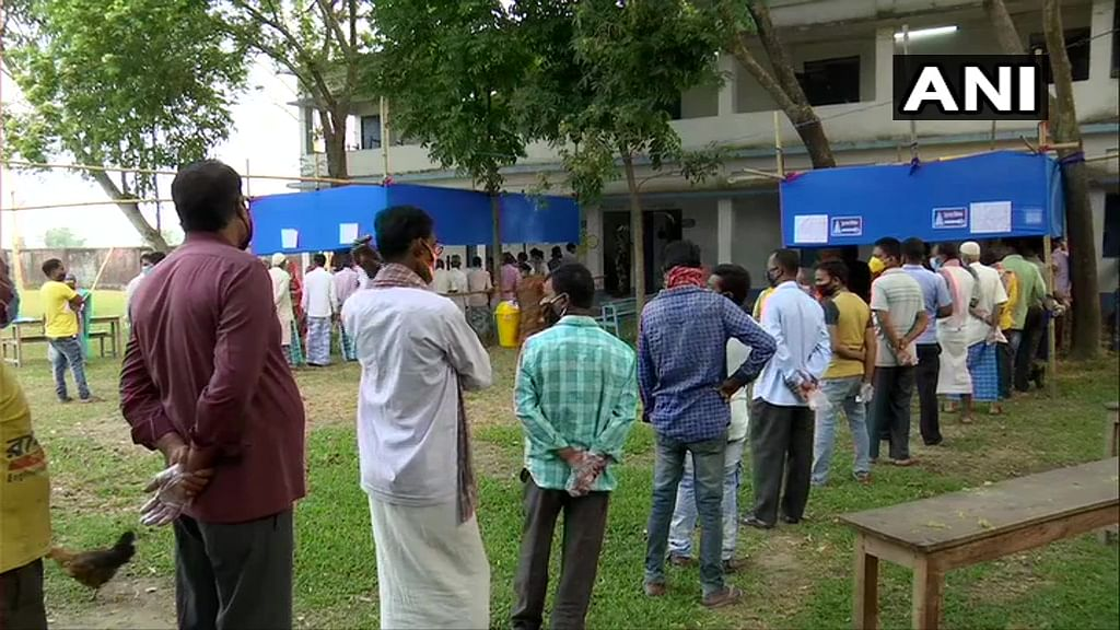 West Bengal Elections 2021 Live Updates: 79.09 per cent voter turnout recorded till 5 pm in Phase 6