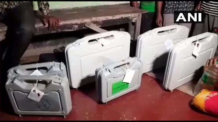 West Bengal Assembly elections: Poll officer suspended for sleeping over at TMC leader's house with EVM machine