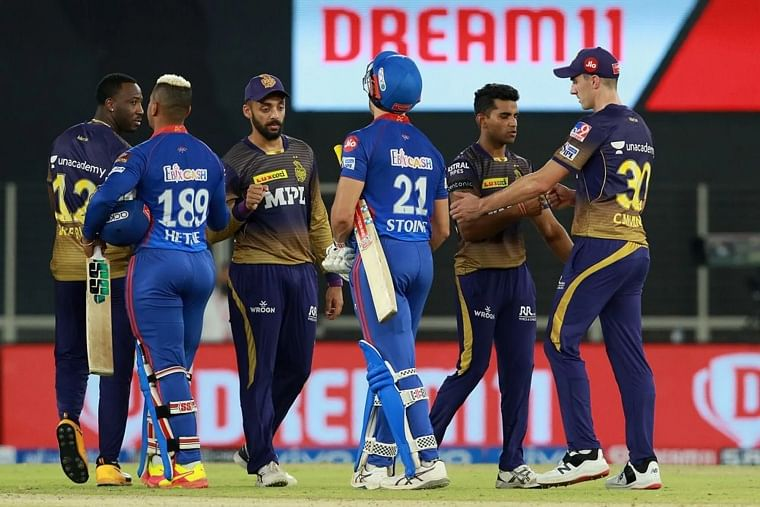 IPL 2021: Check out the points table after Delhi Capitals vs Kolkata Knight Riders clash