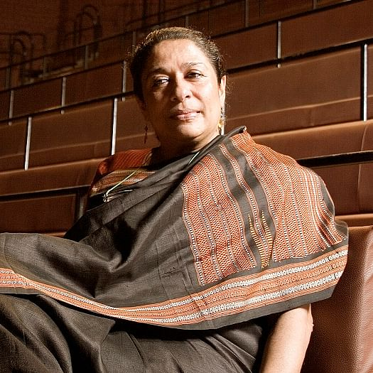 Arundhati Nag talks about her love for the stage and her life revolving around it