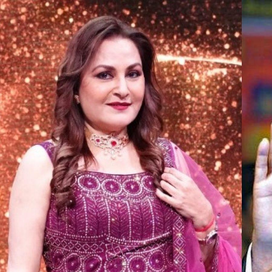 Jaya Prada recalls how Amitabh Bachchan came up with iconic step in 'De De Pyaar De'