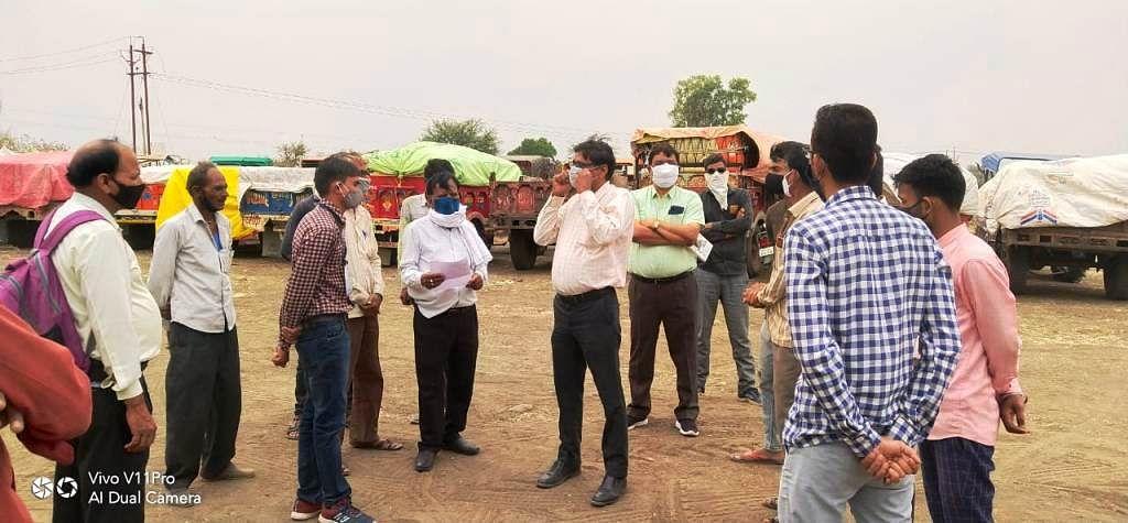 Madhya Pradesh: First in state, 2 women self-help groups procure wheat in Mahidpur village in Ujjain district