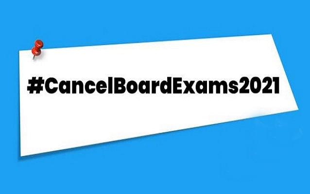 Madhya Pradesh: #cancelboardexams2021 demand students, parents