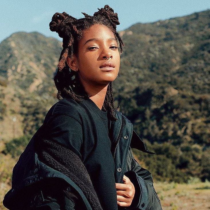 'I have the least sex out of all my friends': Will Smith's daughter Willow on her polyamorous lifestyle