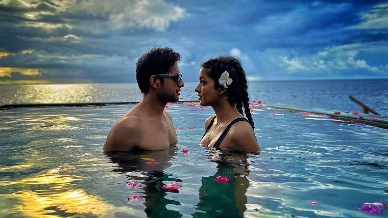 How I Met My Husband: Ishita Dutta talks about how she fell in love with her husband, actor Vatsal Sheth