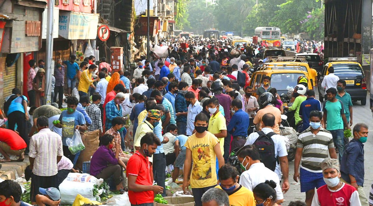 Maharashtra witnesses 773 Covid deaths, 66,836 new infections