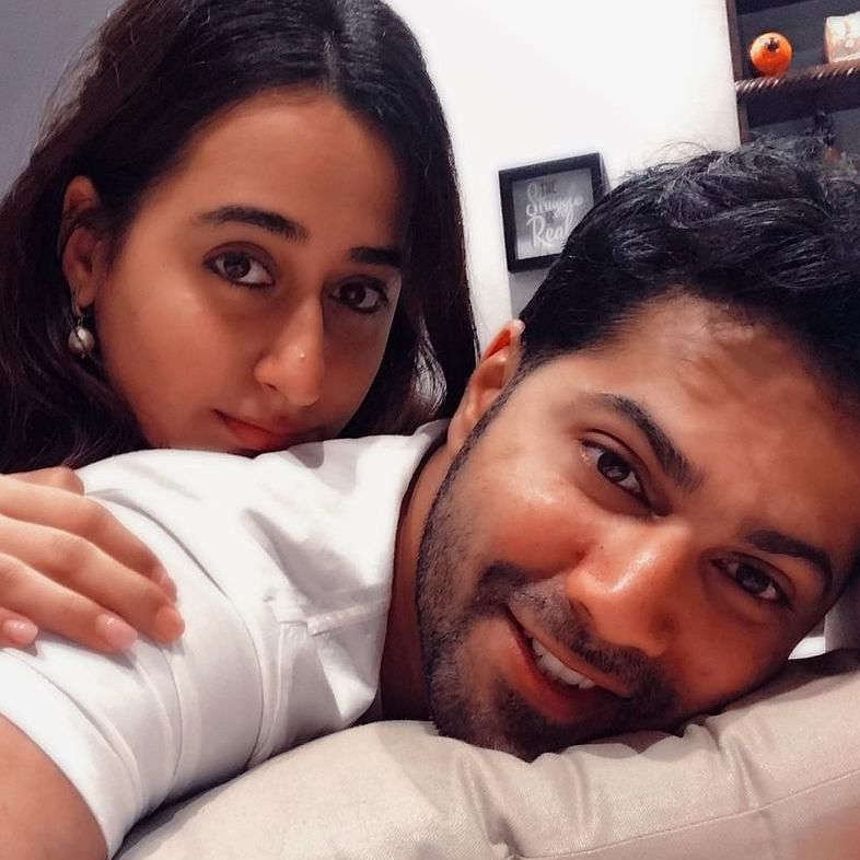 Varun Dhawan Birthday Special: Cute and adorable moments with wife Natasha Dalal