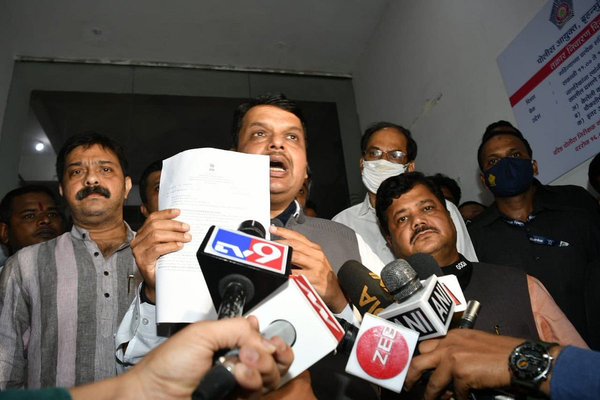 Bruck Pharma, Mumbai police and Devendra Fadnavis - Story so far