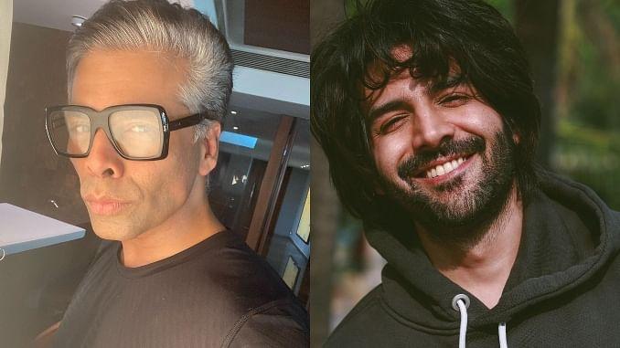 'Cast hasn't been locked': Karan Johar ends speculations amid reports of Kartik Aaryan starring in Sharan Sharma's next
