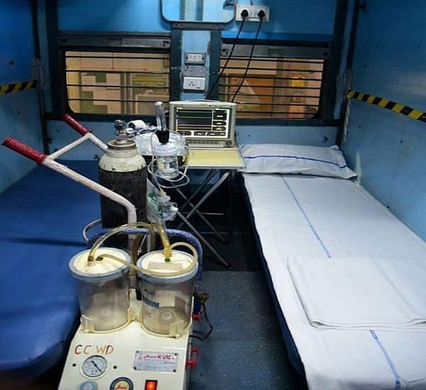 Mumbai: Indian Railways' Covid Care Coaches lay unused amid bed shortage
