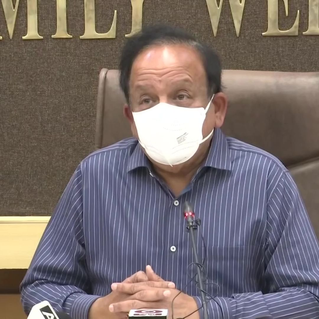 In Punjab, 80% of cases are due to the UK variant of COVID-19: Harsh Vardhan