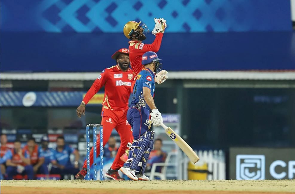 MI vs PBKS IPL Live Score: MI 97-2 in 15 Overs; Rohit Sharma plays the anchor role after Hooda removes de Kock cheaply; Ishan Kishan's horror form continues