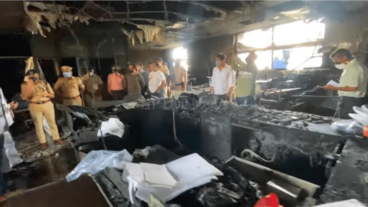 Virar ICU fire: Political leaders offer condolences, MVA under severe criticism