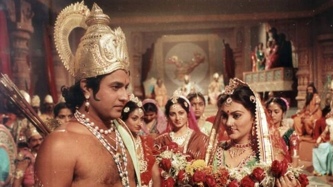 In case you missed it last year, 'Ramayan' returns to TV screens once again