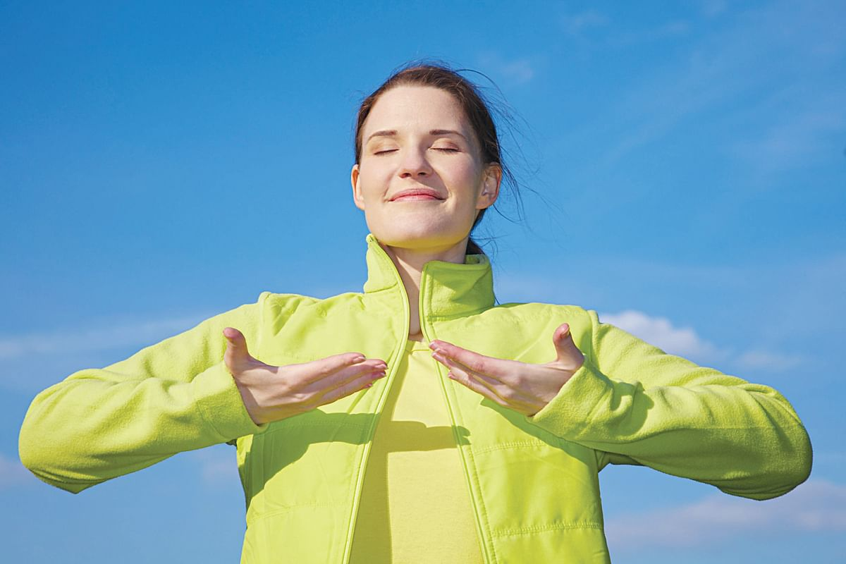 Five tips to improve your oxygen levels naturally