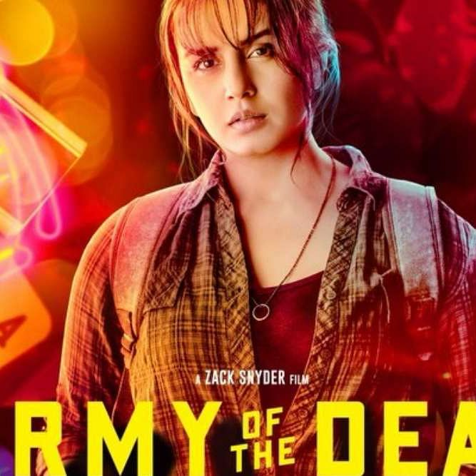 Army of the Dead: Huma Qureshi unveils first look from Hollywood debut, says 'doing professional duty with a heavy heart'
