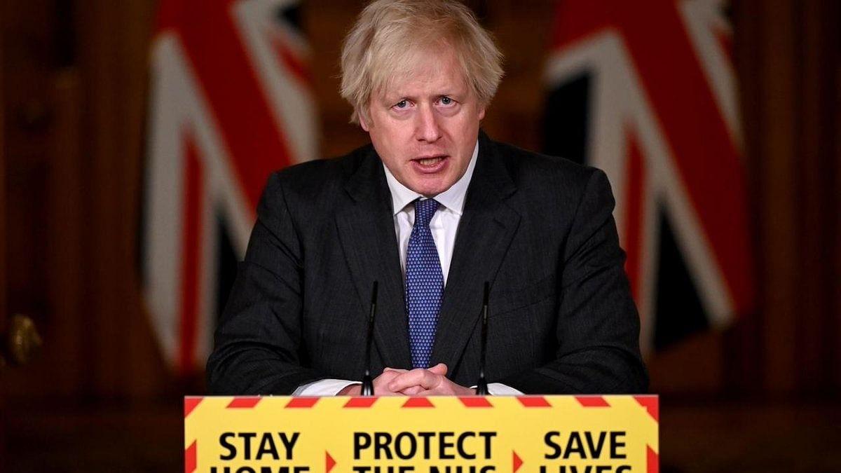 UK Prime Minister Boris Johnson  has cancelled his India visit