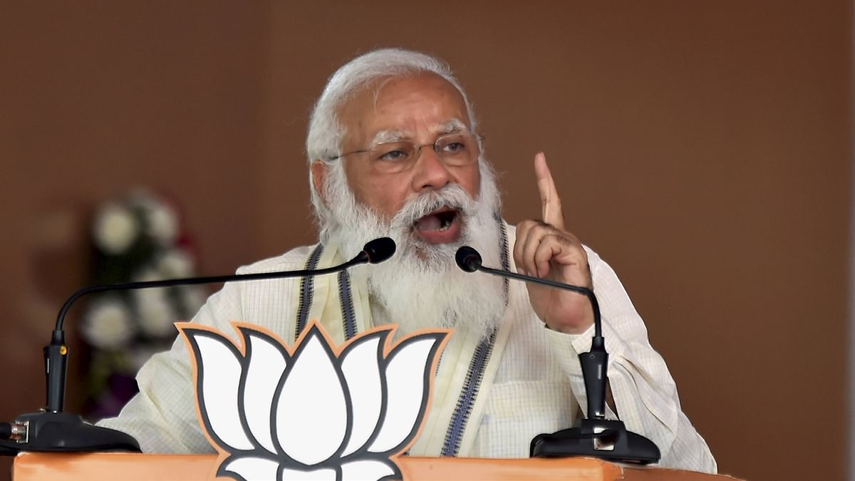 Assembly elections 2021: PM Modi appeals to people to 'vote in record numbers'