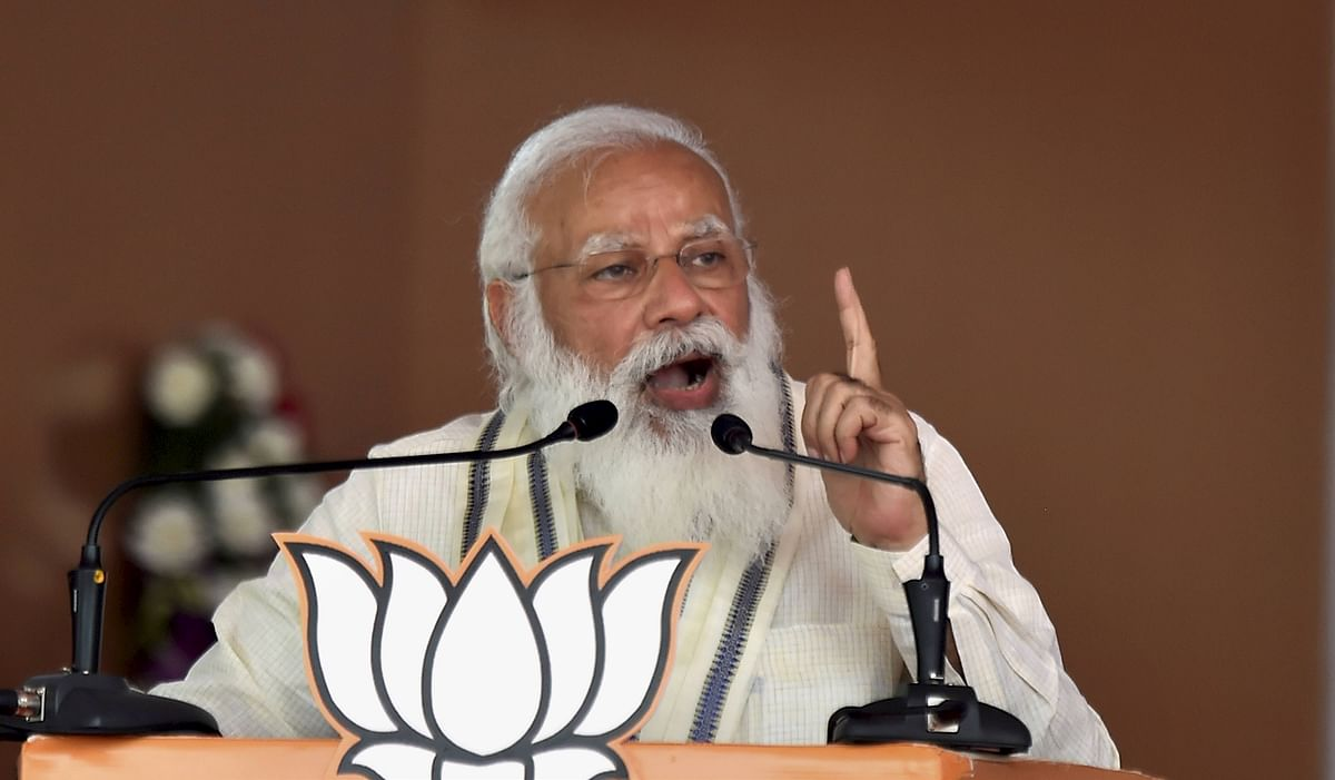 PM Modi to interact with CMs on COVID-19 situation and vaccination-related issues on April 8
