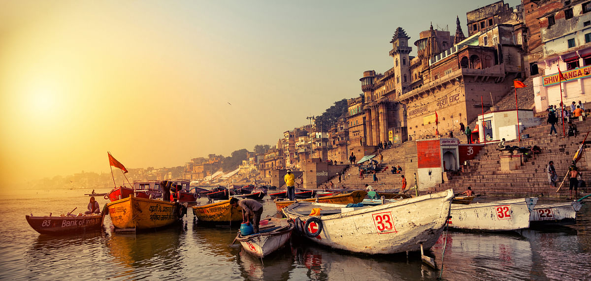Varanasi to be known as Sanskrit city