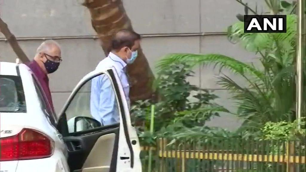 Antilia bomb scare case: Former Mumbai police commissioner Param Bir Singh appears before NIA