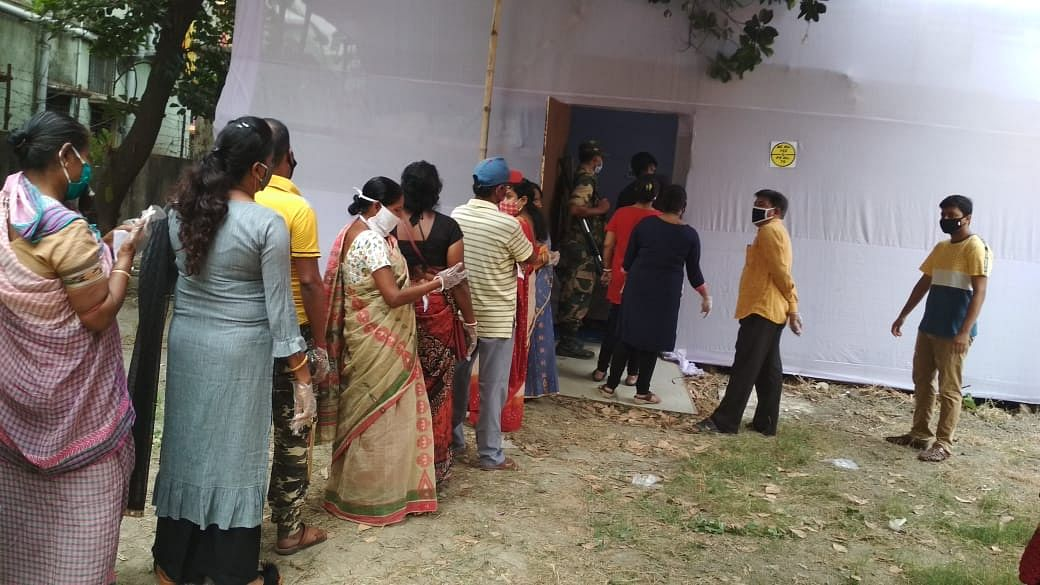 West Bengal Polls: Amid sporadic clashes in Cooch Behar district, Tollygunge and Kasba constituency saw 'violence-free' election