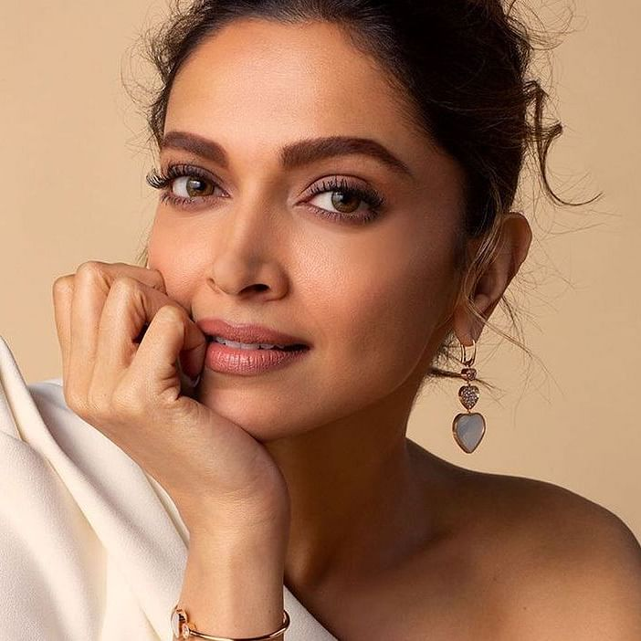 Deepika Padukone wears a chic ivory midi dress that costs nearly Rs 94,000 - see pic