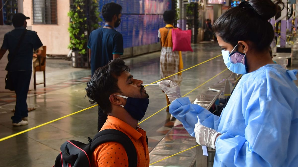 India reports 1.14 lakh new COVID-19 cases, lowest single-day rise in two months