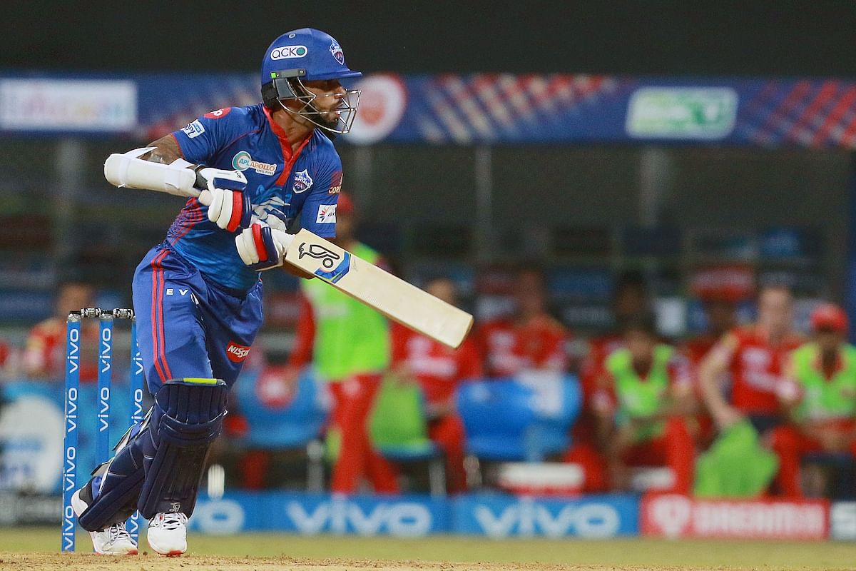 IPL 2021: Check out the points table after Delhi Capitals vs Punjab Kings clash