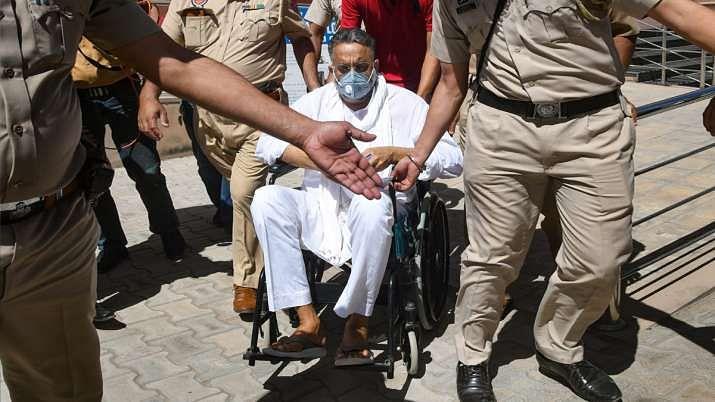 UP Police take custody of Mukhtar Ansari in Punjab; sets off for Banda jail