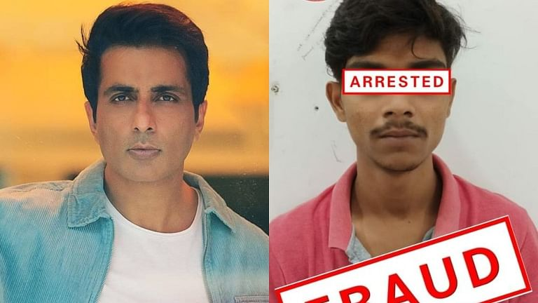 Sonu Sood impersonator held for 'cheating needy people', actor warns