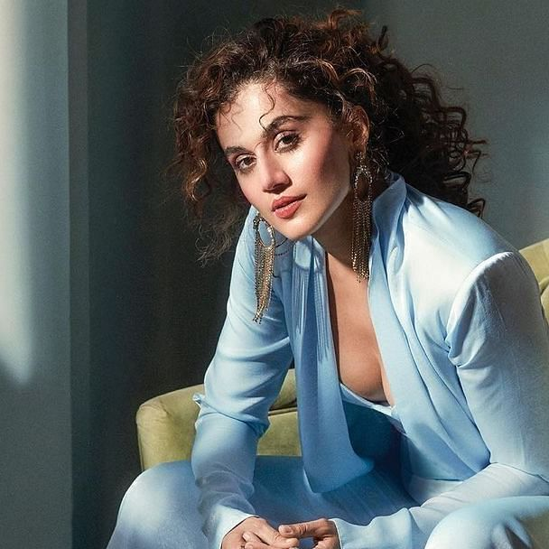 Taapsee Pannu calls Twitter 'one of the most toxic' platforms but prefers to stay on - here's why