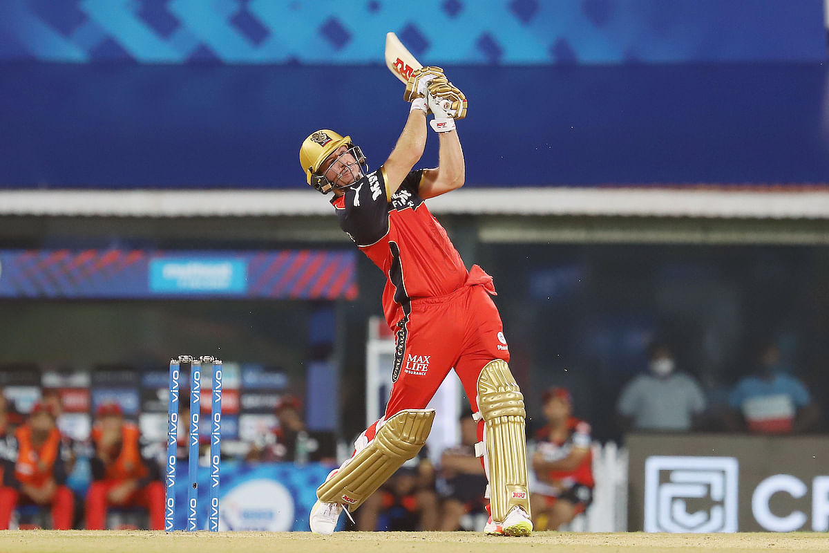 IPL 2021: AB de Villiers guides RCB to victory over MI in tournament opener