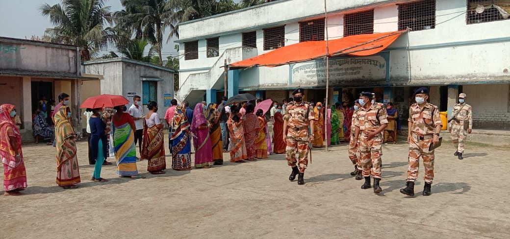 West Bengal: CID summons six officers for Sitalkuchi killings during phase 4 of polls