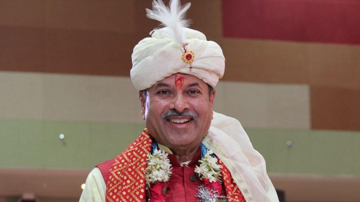 """The Shanti Mantra """"Sarveshaam Swastir Bhavatu"""": NJ Reddy, YPV Sadhana"""