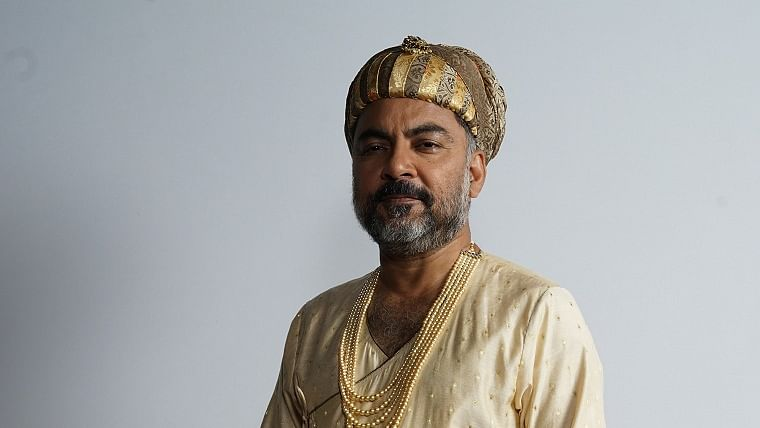 'I like speaking for the underdog,' says theatre director and actor Danish Husain