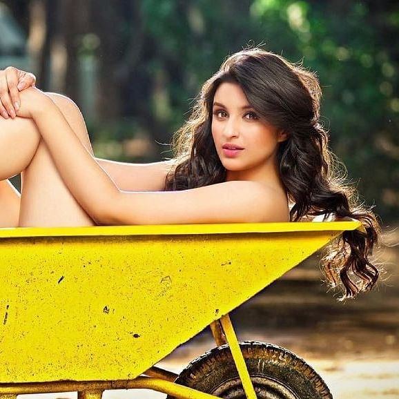 Parineeti Chopra goes nude in a wagon for sizzling photoshoot