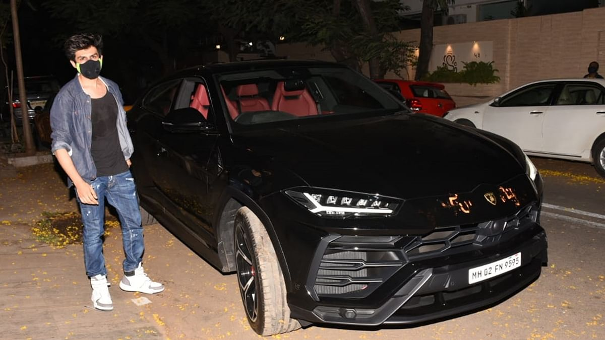 Post COVID-19 recovery, Kartik Aaryan buys a swanky new Lamborghini Urus worth Rs 3.4 crore