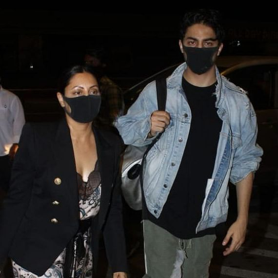 'Are we mad to sit at home': Netizens slam Gauri and Aryan Khan as they jet off to New York