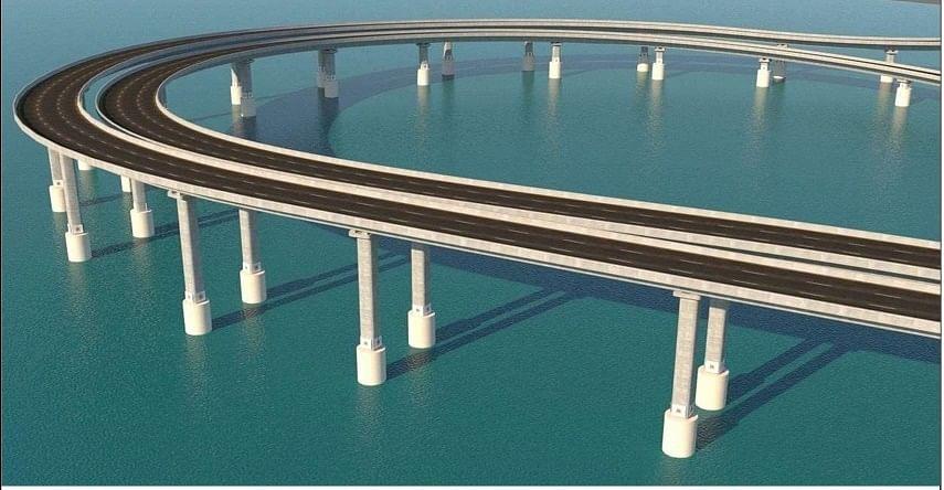 Mumbai's Coastal Road bridge pillars to be built using mono-pile technology